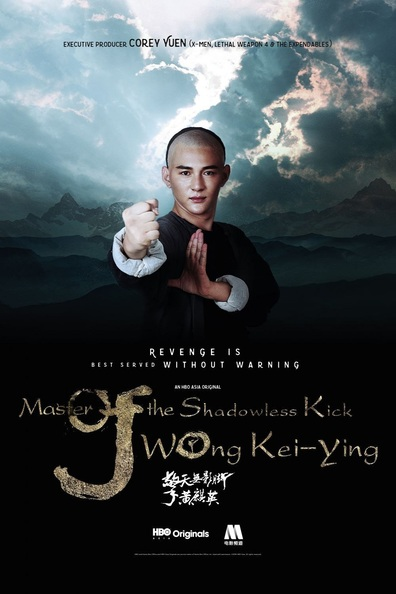 Master-Of The Shadowless Kick Wong Kei Ying