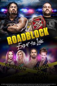 WWE Roadblock: End of the Line (2016)